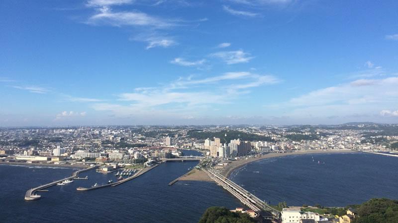 藤沢の風景