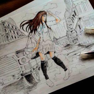甘殻(天素堂智成)