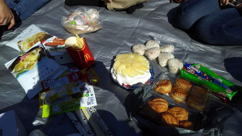 代々木公園ピクニック会