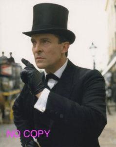 TV「シャーロック・ホームズの冒険」黒革手袋のジェレミー・ブレット