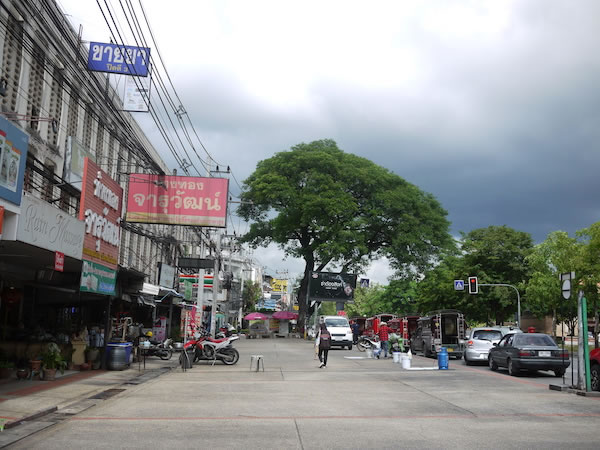タイのチェンマイで、プチノマドワーカー体験記