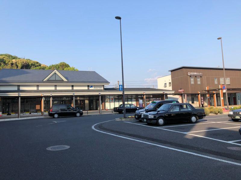 JR紀伊田辺駅