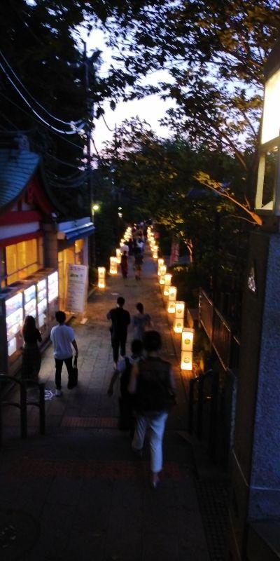 江の島灯篭2020