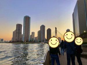 隅田川遡上!川沿い散歩オフ会